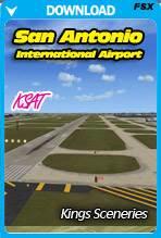 San Antonio International Airport (KSAT)