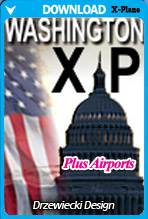 Washington DC XP (X-Plane)