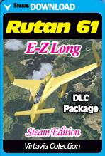 Rutan 61 Long E-Z DLC Package (Steam)