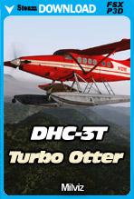 MilViz DHC-3T Turbo Otter