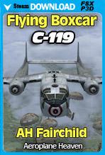 AH Fairchild C-119 'The Flying Boxcar'