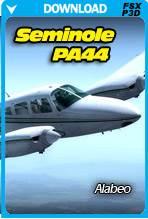 Alabeo PA44 Seminole (FSX/P3D)