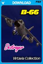 B-66 Destroyer (FSX)