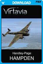 Handley-Page Hampden (FSX)