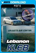 Lebanon Municipal Airport (KLEB) MSFS