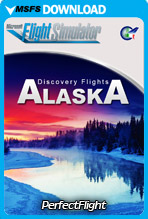 Discovery Flights – Alaska (MSFS)