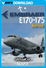 Embraer 170/175 Series (MSFS)