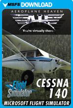 Cessna 140 (MSFS)