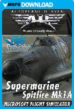 Supermarine Spitfire Mk1A (MSFS)