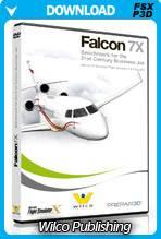 Falcon 7X (FSX/P3D)