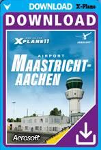 Maastricht-Aachen Airport (X-Plane)