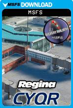 Regina International Airport (CYQR) MSFS