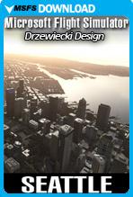 Seattle Landmarks (MSFS)