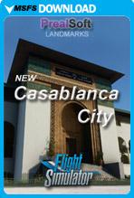 Casablanca City Landmarks (MSFS)