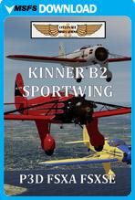 Kinner B2 Sportswing (FSX/P3D)