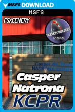 Casper Natrona County International Airport (KCPR) MSFS