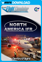 North America IFR (MSFS)