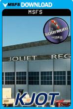 Joliet Regional Airport (KJOT) MSFS
