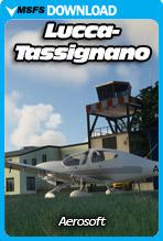 Airfield Lucca-Tassignano (LIQL) MSFS