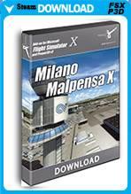 Milano Malpensa X (FSX+P3D)
