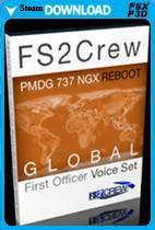 FS2Crew: NGX Reboot Global FO Voice Set