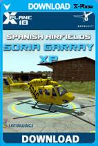 Spanish Airfields: Soria Garray XP (X-Plane)