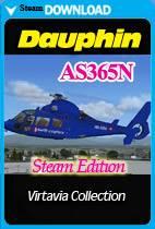 AS365 Dauphin (Steam)