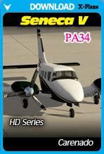 Carenado PA34 Seneca V HD Series for X-Plane