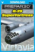 B-29 Superfortress (P3D)