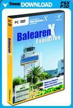 Balearic Islands X Evolution