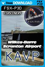 Wilkes-Barre / Scranton International Airport (KAVP)