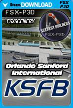 Orlando Sanford International Airport (KSFB)