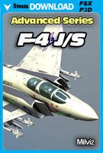 Advanced Series: F-4J/S Phantom II