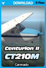 Carenado CT210M Centurion II (X-Plane 11)