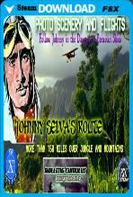 Johnny Selva In Peru