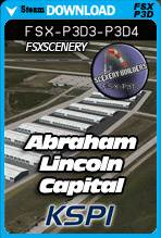 Abraham Lincoln Capital Airport (KSPI)