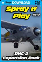 DHC-2 Spray n' Play Expansion Pack