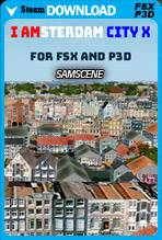 SamScene - I AMsterdam City X