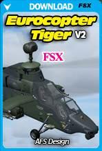 Eurocopter Tiger v2 (FSX)