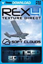 REX4 Texture Direct with Soft Clouds Enhanced Edition