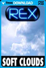 REX Soft Clouds (FSX+P3D)