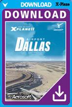 Dallas/Fort Worth International Airport XP (X-Plane)