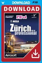 Mega Airport Zurich V2.0 professional