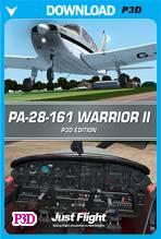 PA-28-161 Warrior II (P3D)