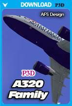 A320 Family - Version 2 (P3D)