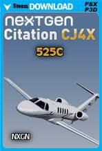 Citation CJ4X