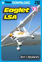 Eaglet Light Sport Aircraft V2