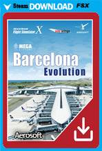 Mega Airport Barcelona Evolution (FSX)