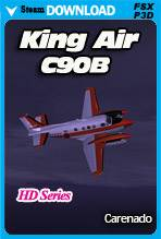 Carenado C90B King Air HD Series