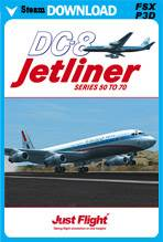 DC-8 Jetliner Series 50-70